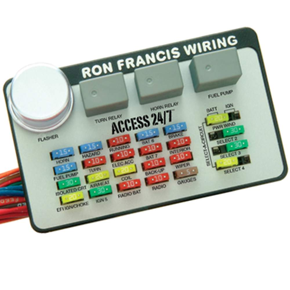 AC-67  Ford Powered ACCESS 24/7 Wiring System
