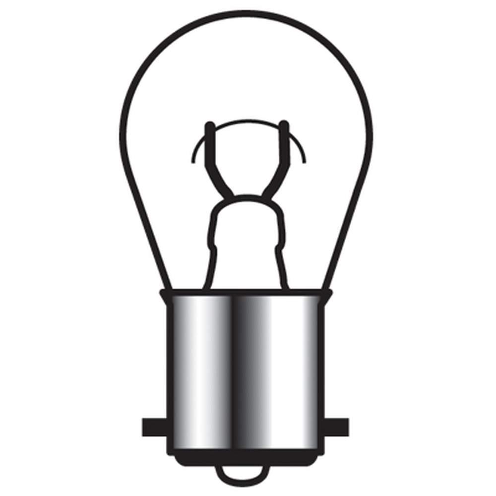 B-1015  50 Cp Bulb (- -pin)