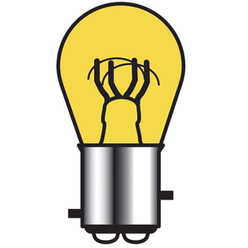 B-1077A  (A) 50/14 Cp Bulb (-_ pin)