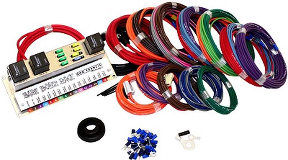 Bare Bonz Race Wiring Kit