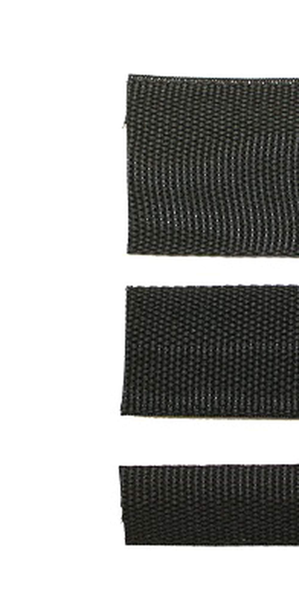 BW-50K  1/2 Braided Fabric Heat Shrink Wire Covering - 50 FT