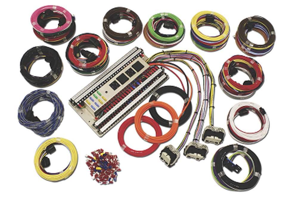 Ford 5.0 Coyote Telorvek Wiring Kit 2015-17