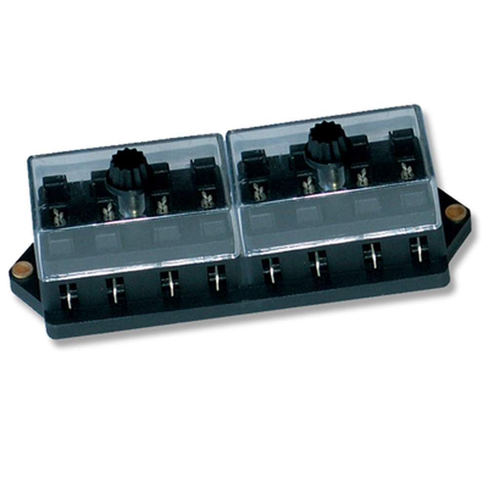 FB-88  WayCool Fuse Block - 8 Gang