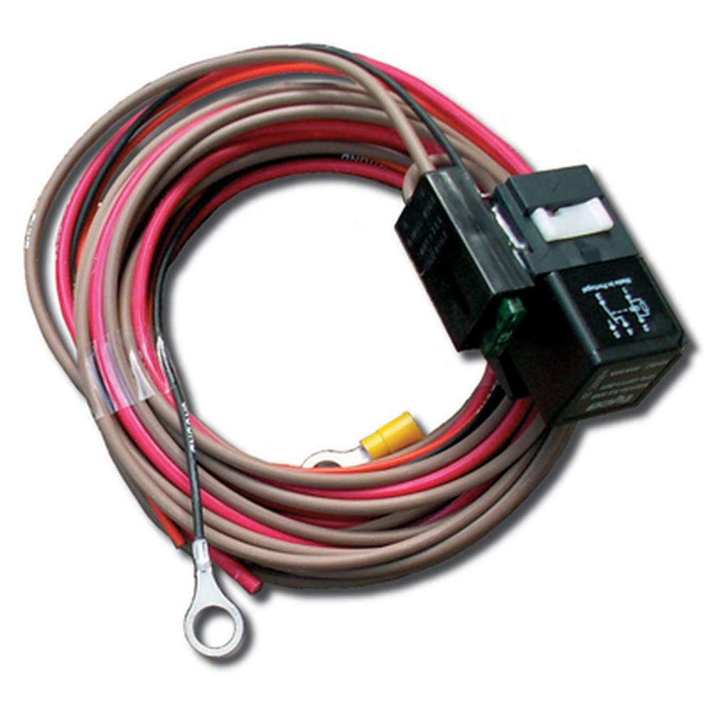 FP-36 Electric Fuel Pump Relay with 10 Gauge Feed Wires