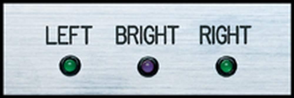 LB-7 Smart Lites (Silver) w/bl H/B
