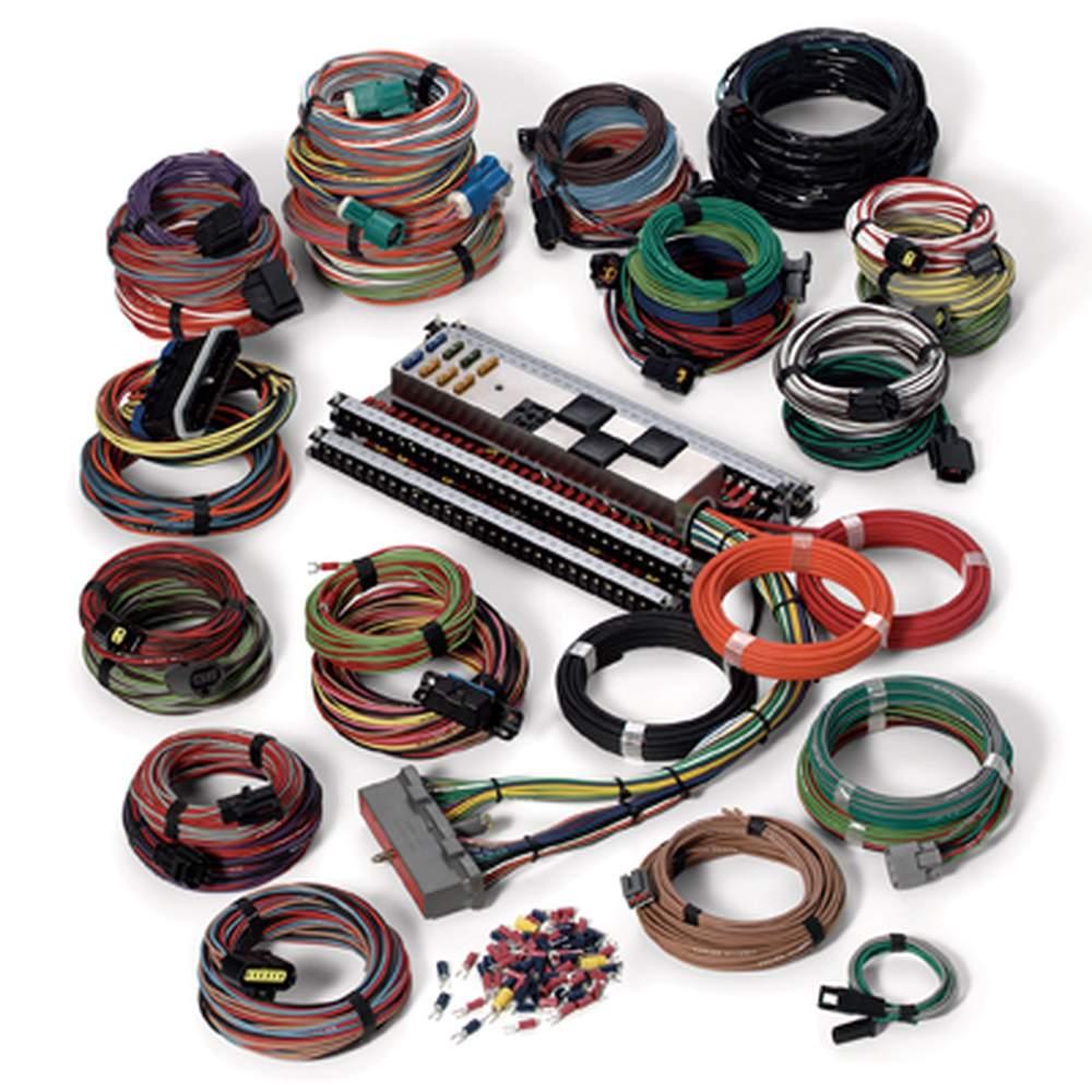 LS-90  1999-2002 Chevy LS-1 Telorvek Wiring Harness