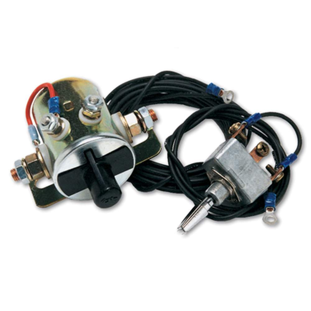 MS-21  Remote Master Battery Disconnect Switch
