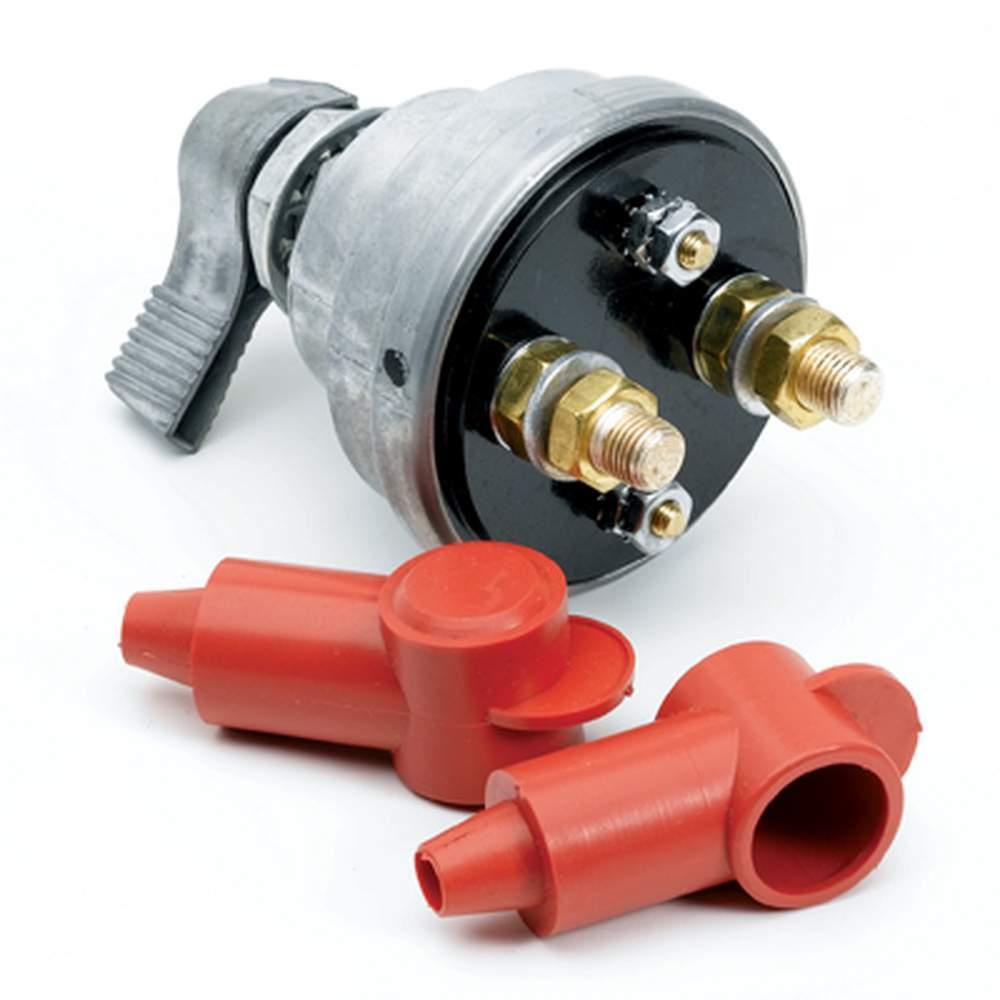 MS-56  Master Disconnect w/Alternator circuit