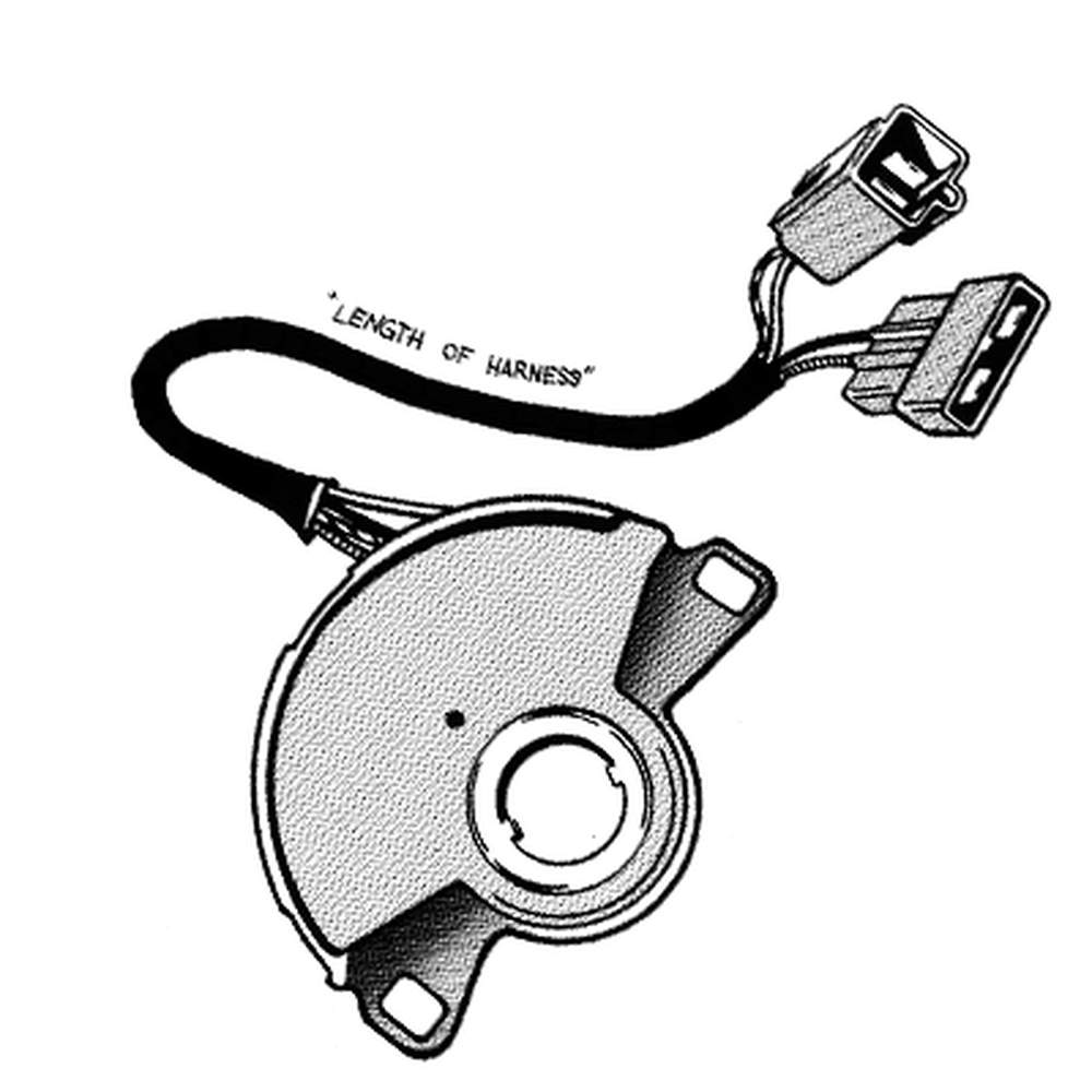 NS-650  Ford C6 Trans - Neutral Safety Switch