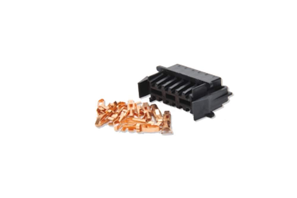PC-12 Printed Circuit Connector & Terminals 12 Way