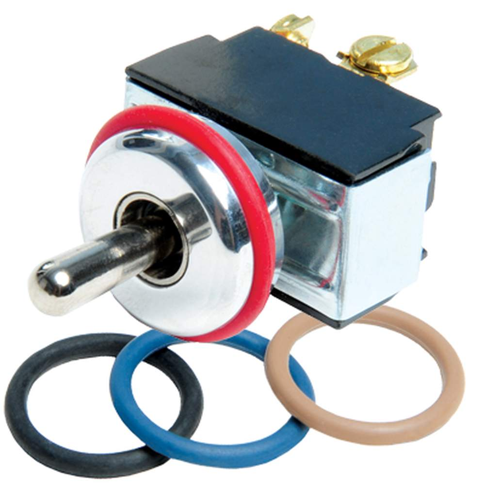 RP-22C  CLASSIC SERIES Reverse Polarity Toggle Switch