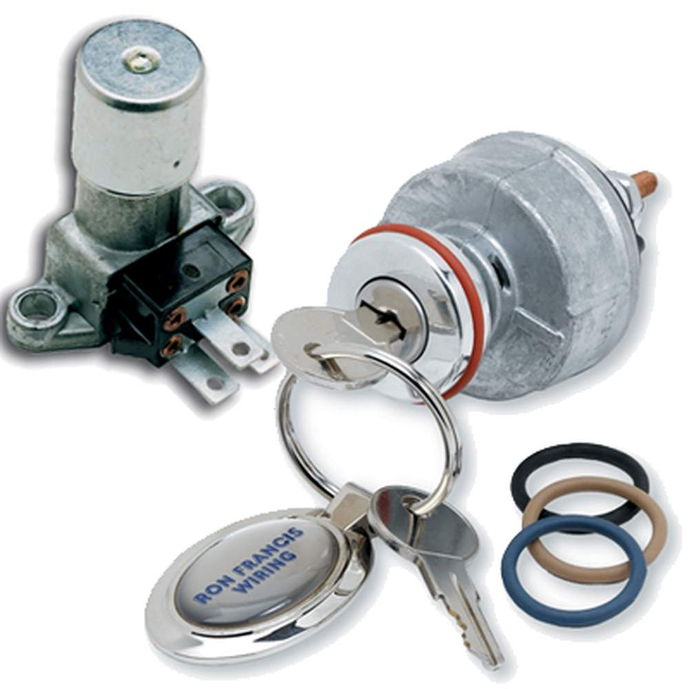 SW-36  IGNITION & DIMMER SWITCH COMBO PACK
