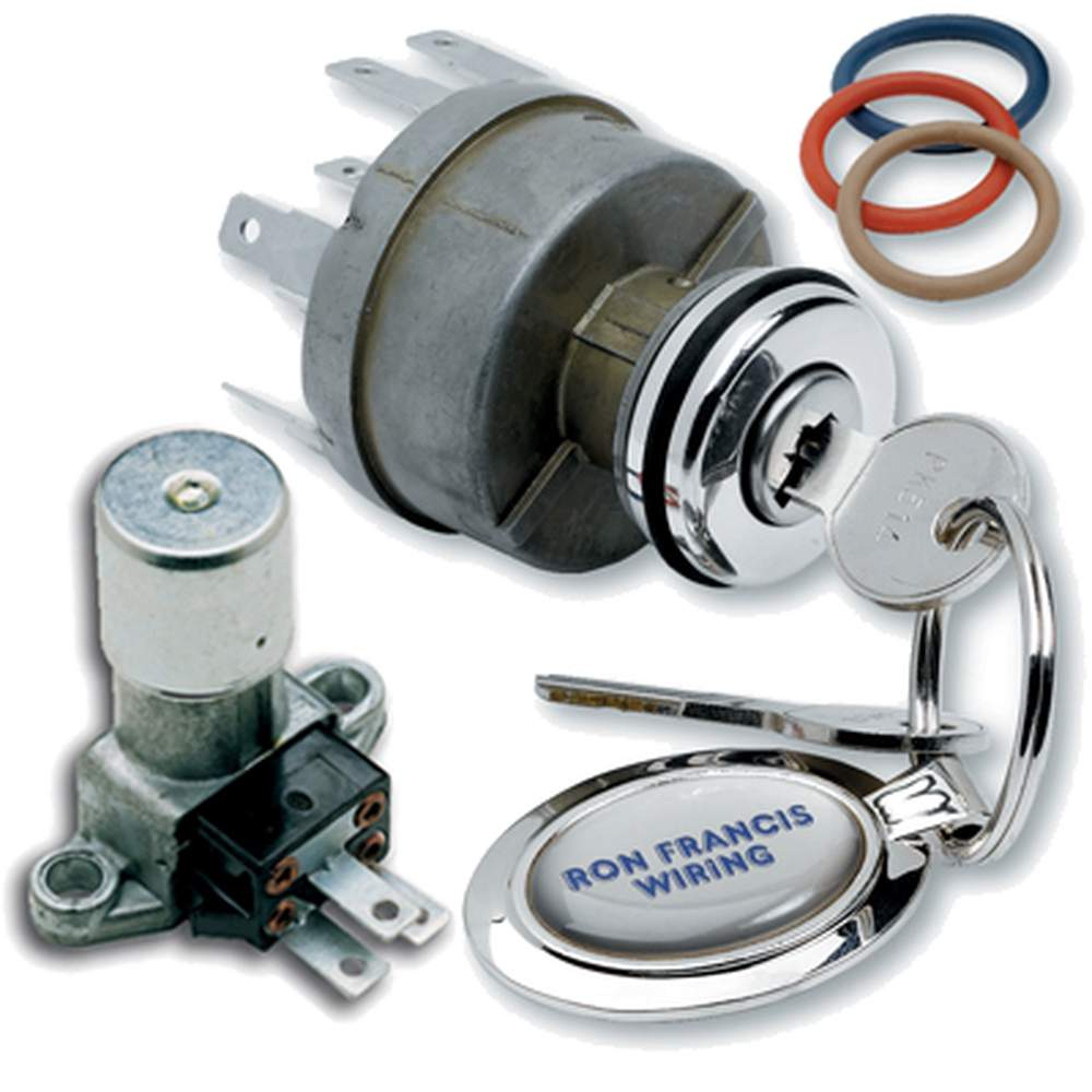 SW-37  IGNITION & DIMMER SWITCH COMBO PACK