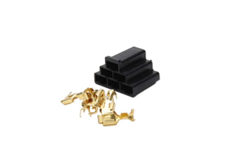 TA-321 GM Turn Signal Connector with Terminals