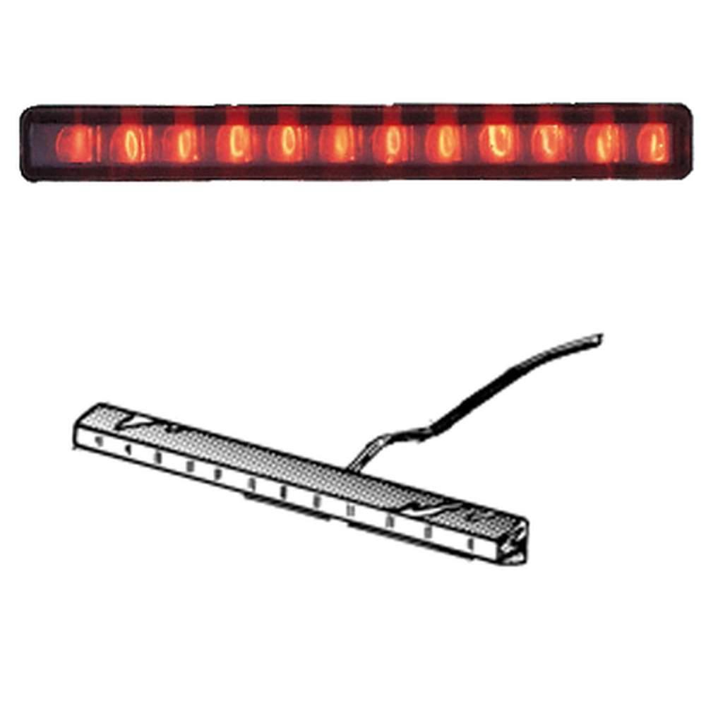 TD-4R  4 Red LED - Light Bar Only