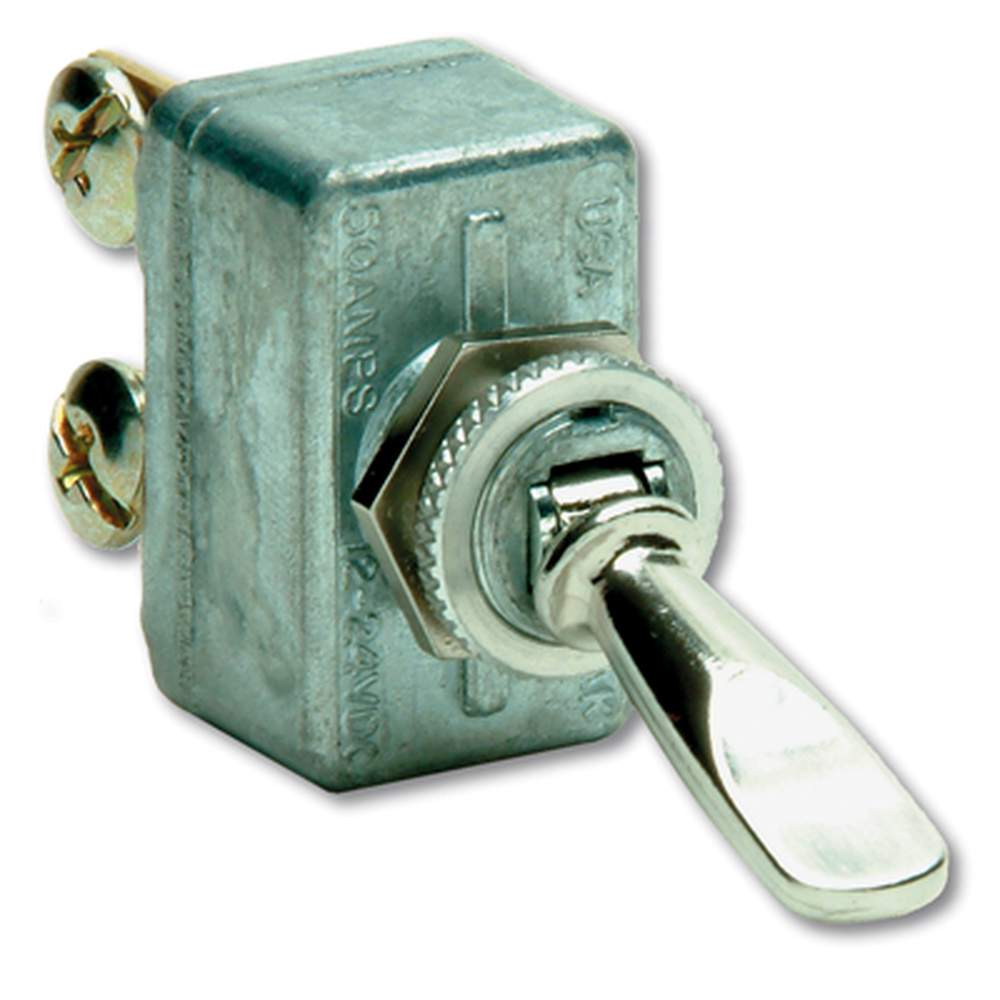 TG-101  Toggle Switch  -   On-Off-On