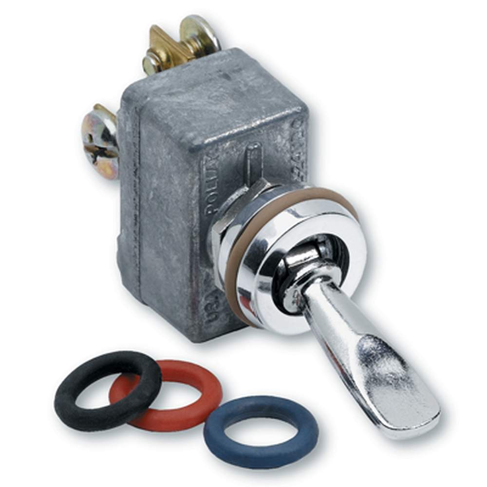 TG-202  SYNERGY SERIES Momentary Toggle Switch  -  On-Off-On