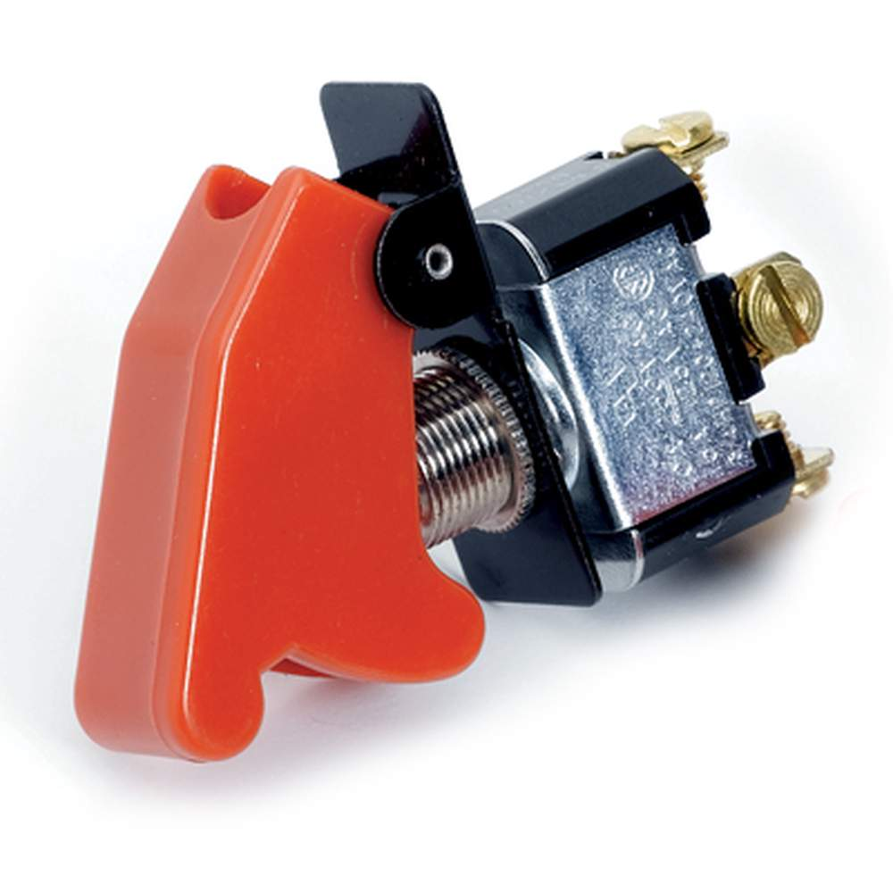 TG-221 On/Off/On Maint. Toggle w/ Cover