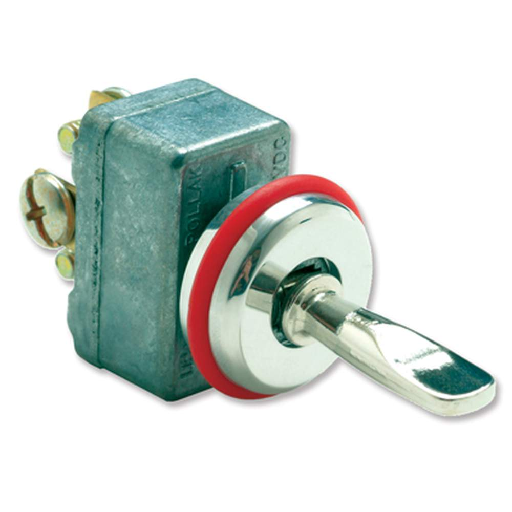 TG-304  CLASSIC SERIES Momentary Toggle Switch  -  On-Off