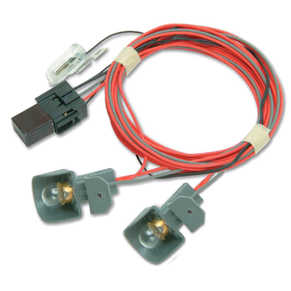 TS-16 Under Hood  & Trunk Dual Light Switch
