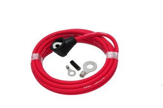 Alternator Harness for One Wire