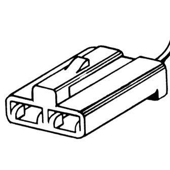 AR-4  GM Internal Alternator Plug