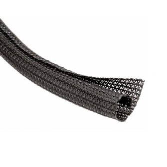 BS-25  1/4 Flexible Braided Wire Covering - 10 FT