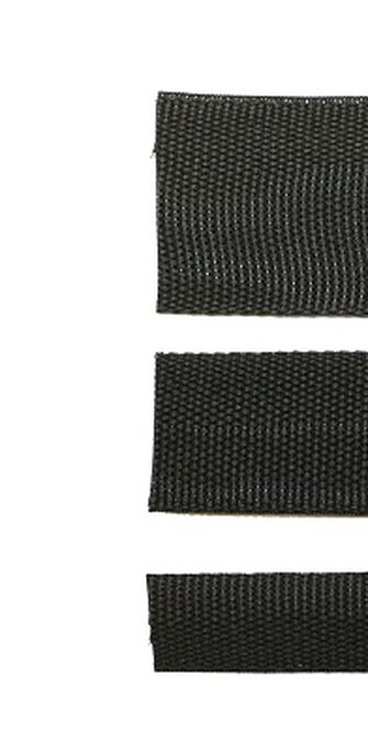 BW-50  1/2 Braided Fabric Heat Shrink Wire Covering  - 10 FT