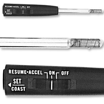 CC-36  CRUISE CONTROL LEVER - GM w/Dimmer through 1981