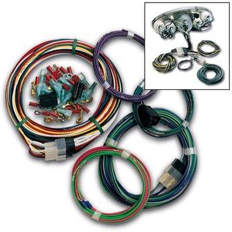 DK-6 Dash Gauge Wire Kit