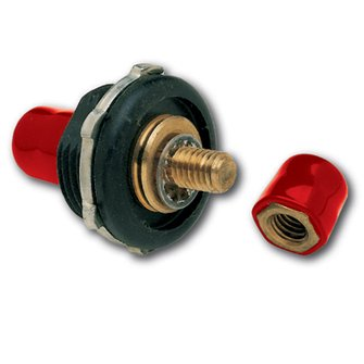 FS-8 Firewall Stud Insulator Red Cap