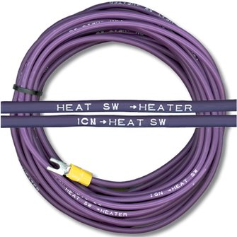 HE-12 Heater Wiring