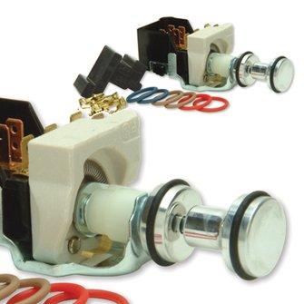 HL-08  CLASSIC SERIES: Headlight Switch