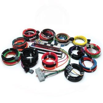 Ford Super Coupe 3.8 Telorvek Wiring Kit