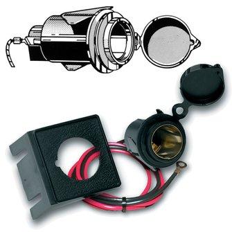 WR-73  Power Plug Receptacle